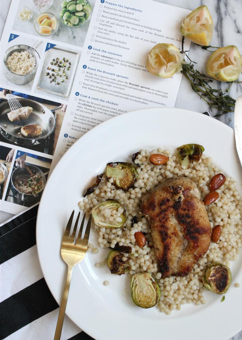 Blue apron za'atar - Blue Apron Za Atar Spiced Chicken Dinner