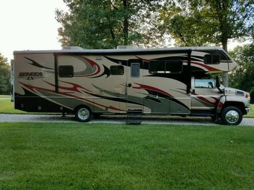 2007 Jayco Seneca Zx 35tm Toy Hauler For Sale By Owner On Rv