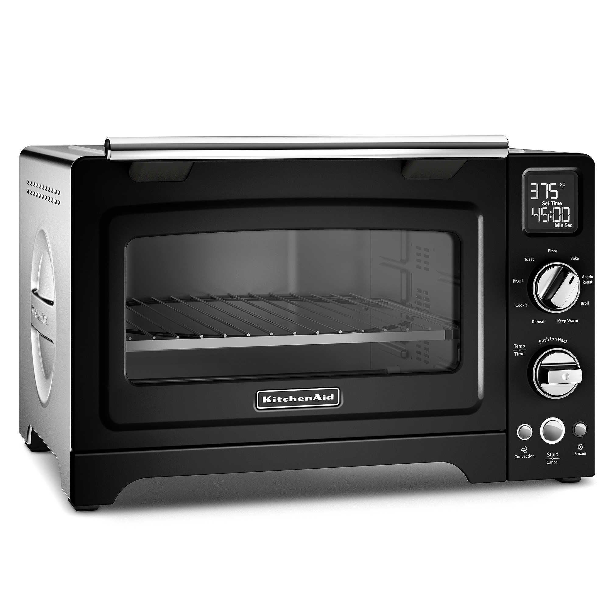 Kitchenaid 174 12 Inch Convection Digital Countertop Oven In