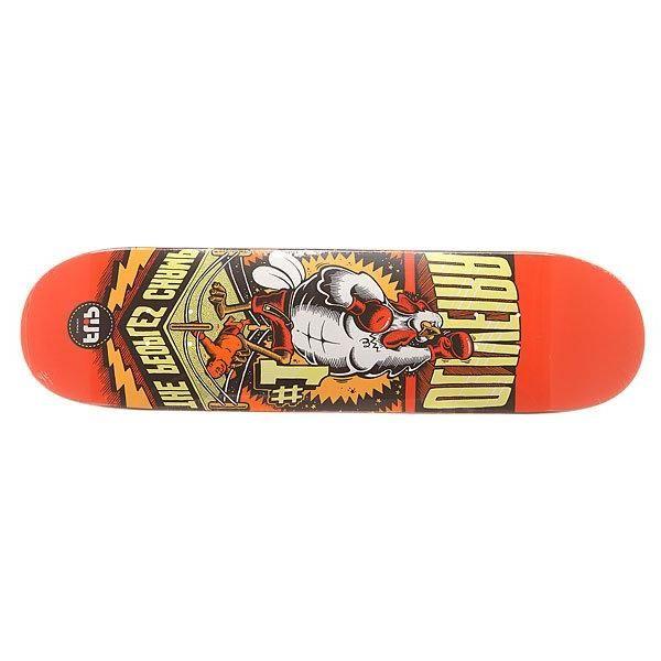 Дека для скейтборда для скейтборда Flip S6 Oliveira Comix 32 x 8.13 (20.7 см)