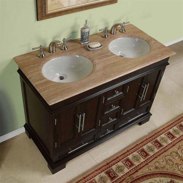 Inch Bathroom Vanity Light Master Bath Details Pinterest - 48 inch bathroom vanity light