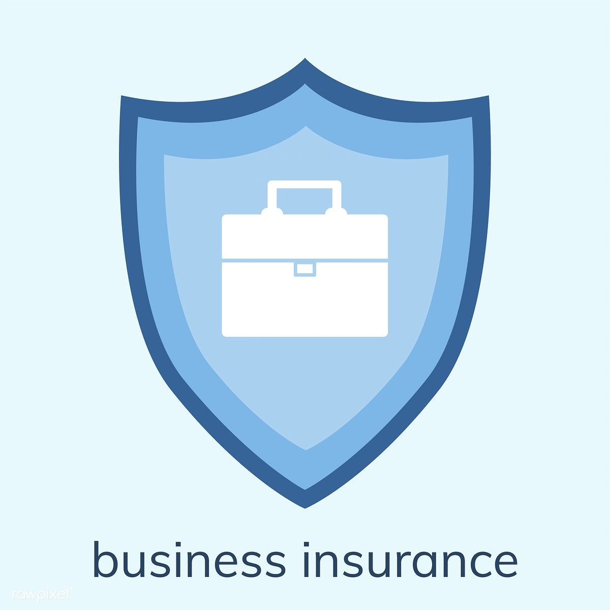 Illustration A Business Insurance Icon Free Image By Rawpixel Com