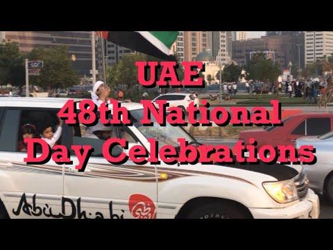UAE National Day 2019  #48th #celebrations #UAENATIONALDAY #48thUAEnationalday - YouTube