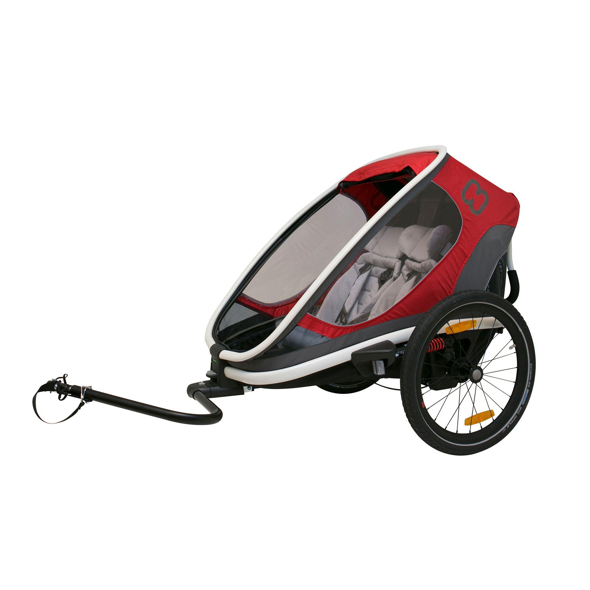 Hamax Outback MultiSport Child Bike Trailer Stroller