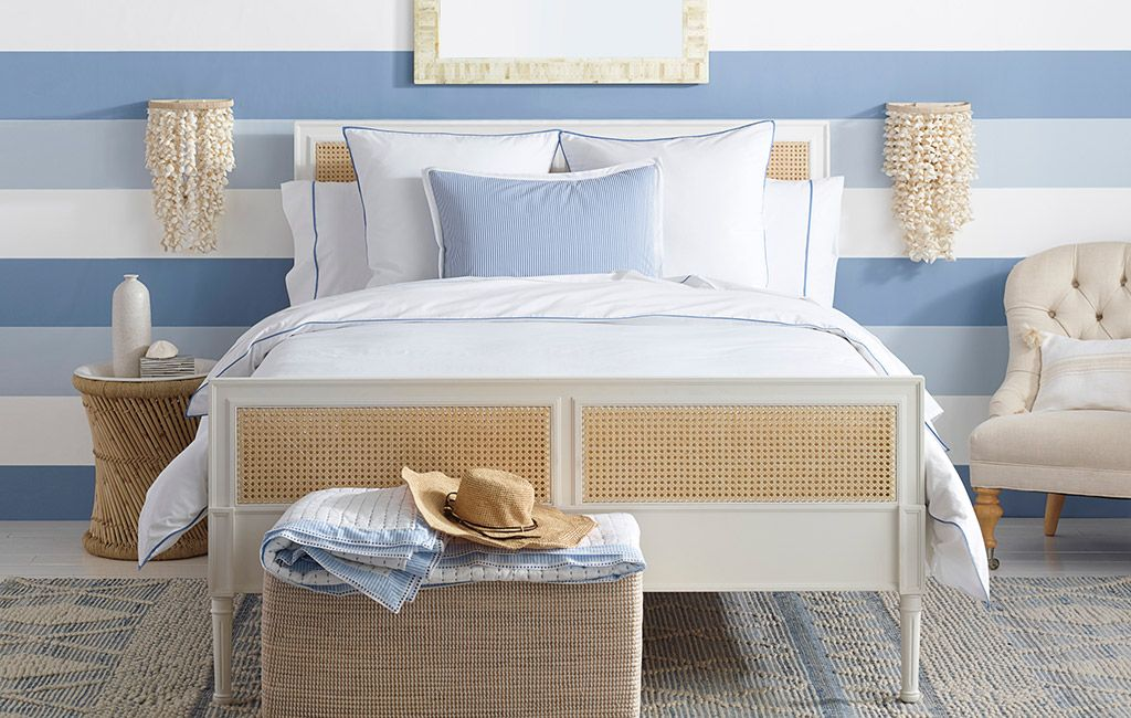 Serena & Lily A Fresh Approach to Bedding, Furniture