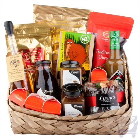 Christmas Gift Basket Large Shop New Zealand Christmas Gift Basket Christmas Baskets Christmas Gift Baskets