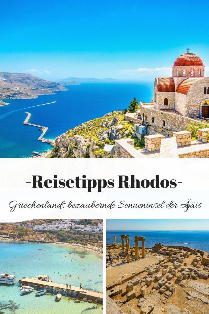 Der nächste Urlaub geht nach Rhodos? Wir haben passende Reisetipps und stellen …