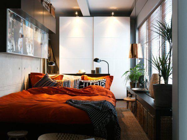 Großartige Einrichtungstipps für das kleine Schlafzimmer (Coole - deko ideen für schlafzimmer