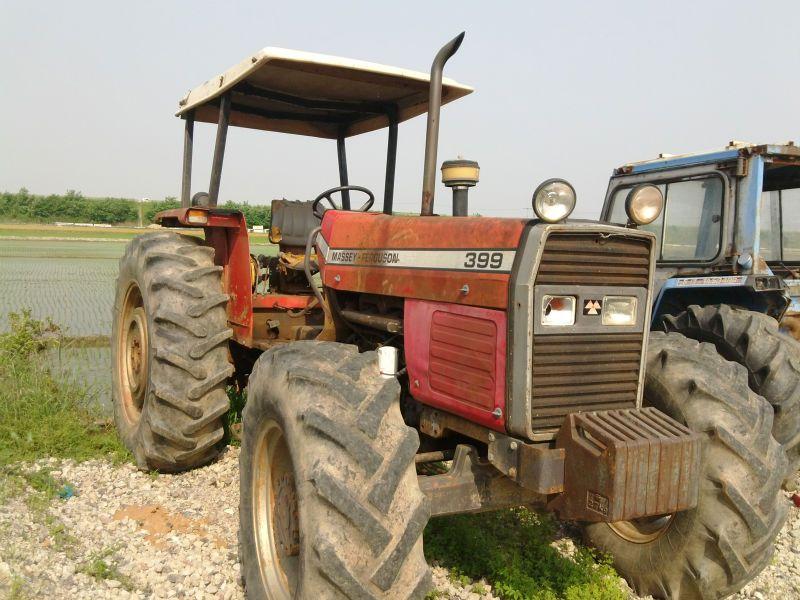 Used Massey Ferguson Tractor From Korea Tractors Massey Ferguson Tractors Massey Ferguson