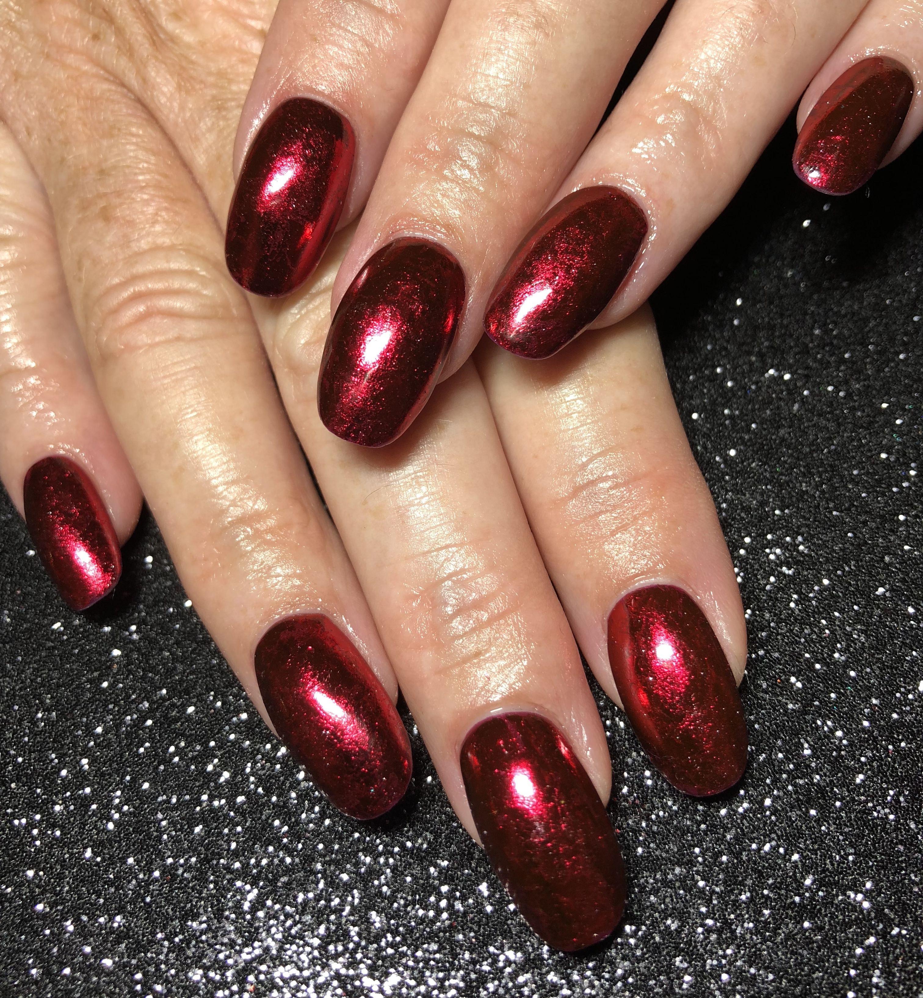 #cnd #cndshellac #nails #nailinspiration #shellac # ...