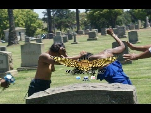 horrible ghetto street fights