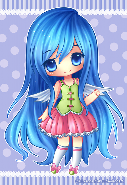 C: Luna by Hyanna-Natsu on DeviantArt