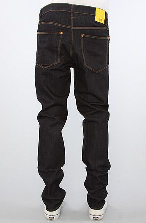 The Eddy Jeans in HF Rinse Wash by WeSC