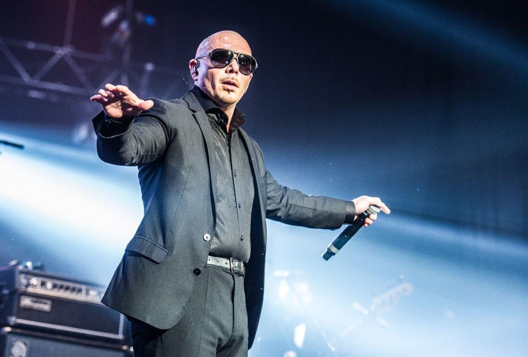 Pitbull Scores A World Cup Tune