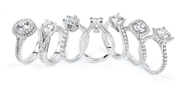 Engagement rings from one of our consistent customer favorites, the Michael M. Collection. How can you choose?!