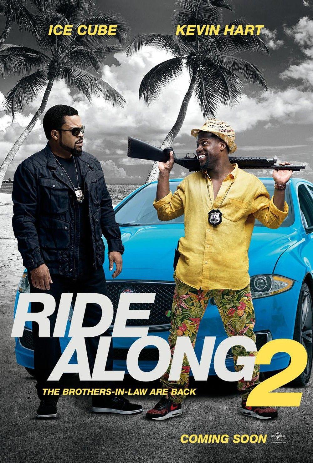Ride Along 2 Com Imagens Fotos De Filmes Kevin Hart Policial