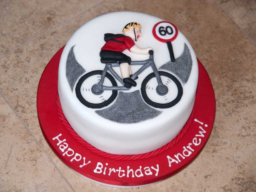 Bike Decoration For Cake : Cycling Cakes Decorations DIY&Craft Pinterest ...