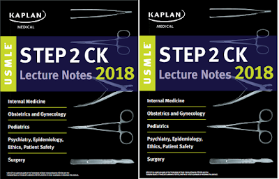 USMLE STEP 2 CK LECTURE NOTES 2018: 5-BOOK SET, PDF For FREE