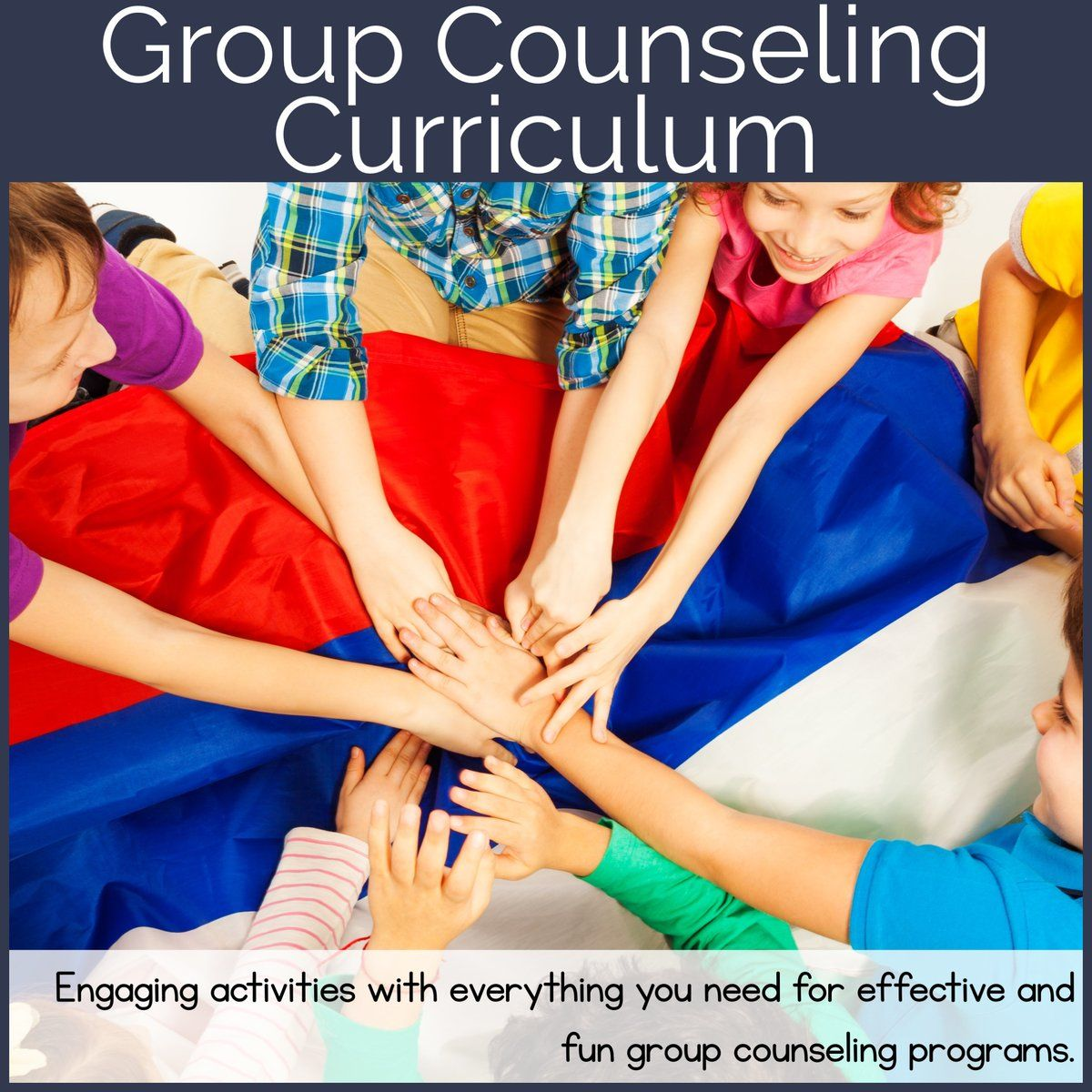 Complete Structured Group Counseling Programs To Meet A