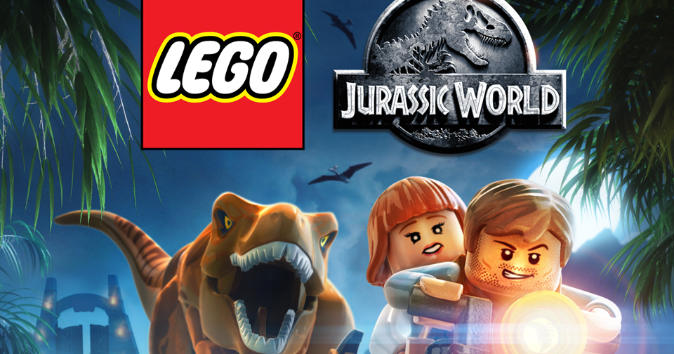 Pin By Angel Jet On Entertainment News Lego Jurassic World Videos Lego Jurassic World Jurassic World Video Game