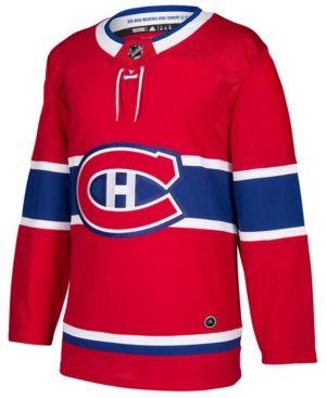 58628ccb538 ADIDAS ORIGINALS ADIDAS MEN S MONTREAL CANADIENS AUTHENTIC PRO JERSEY.   adidasoriginals  cloth