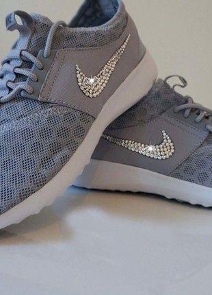 Nike Juvenate Swarovski Crysdtal Gr. 39 Neu Thea Roshe Moire Glitzer ... 9e3983ebbd