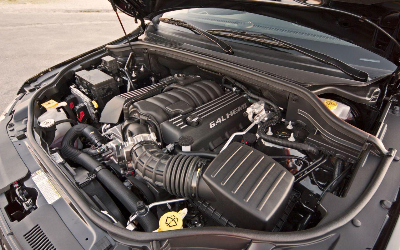 2014 Jeep Grand Cherokee Srt8 Engine