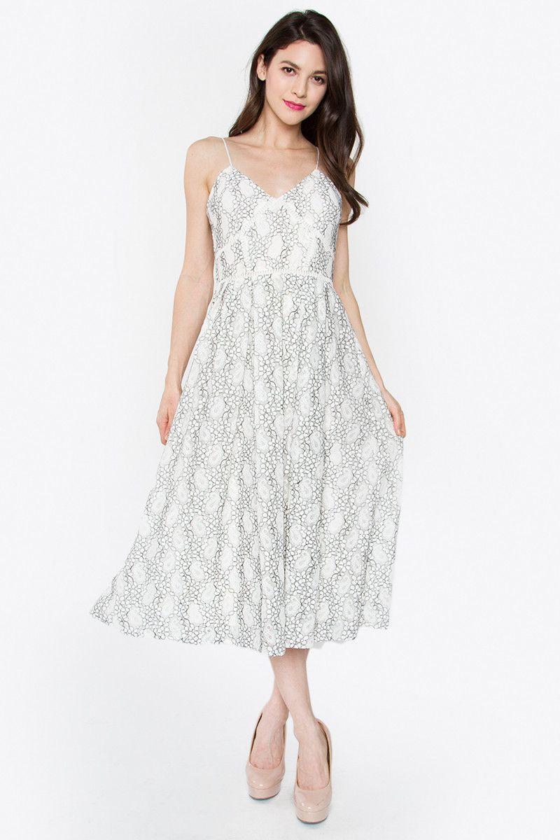 Jadore lace midi dress products pinterest lace midi dress