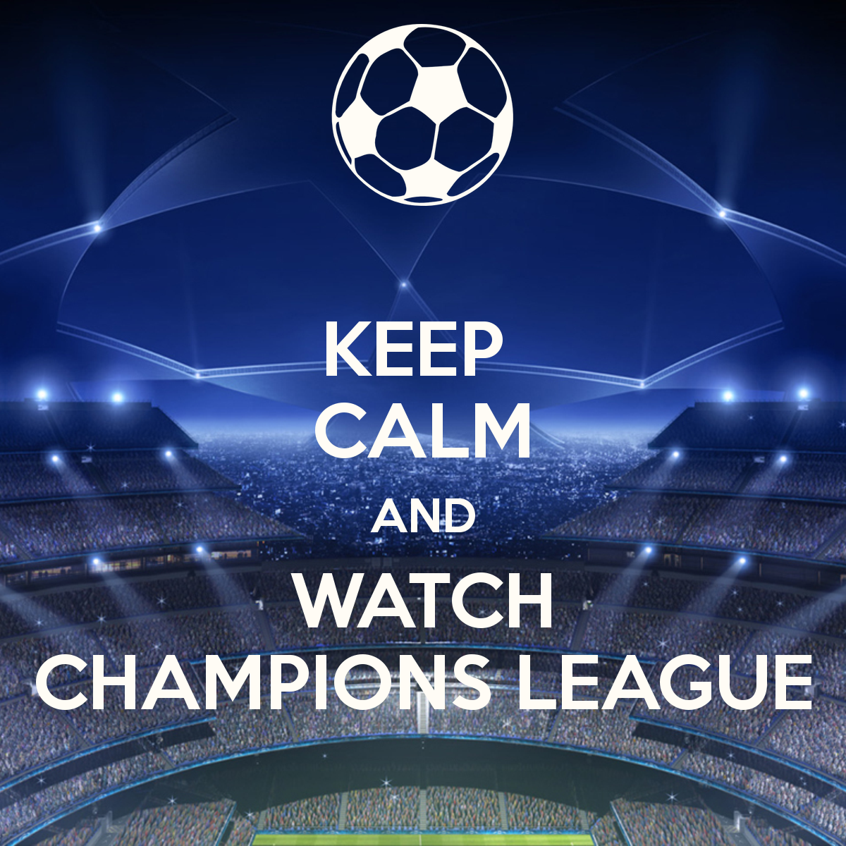 The UEFA CHAMPIONS LEAGUE IS BACK! GET YOUR TICKETS NOW! ENJOY THE GAME! | football | Champions ...