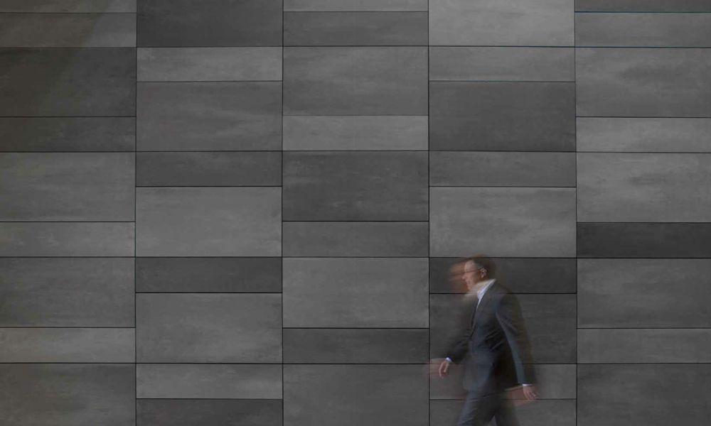Grey Slate Floor Texture