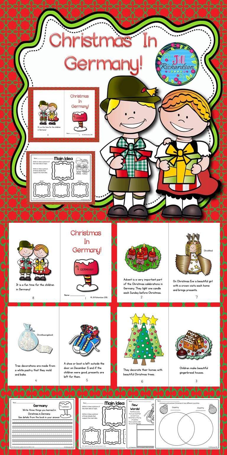 Christmas Around The World Germany Christmas Around the