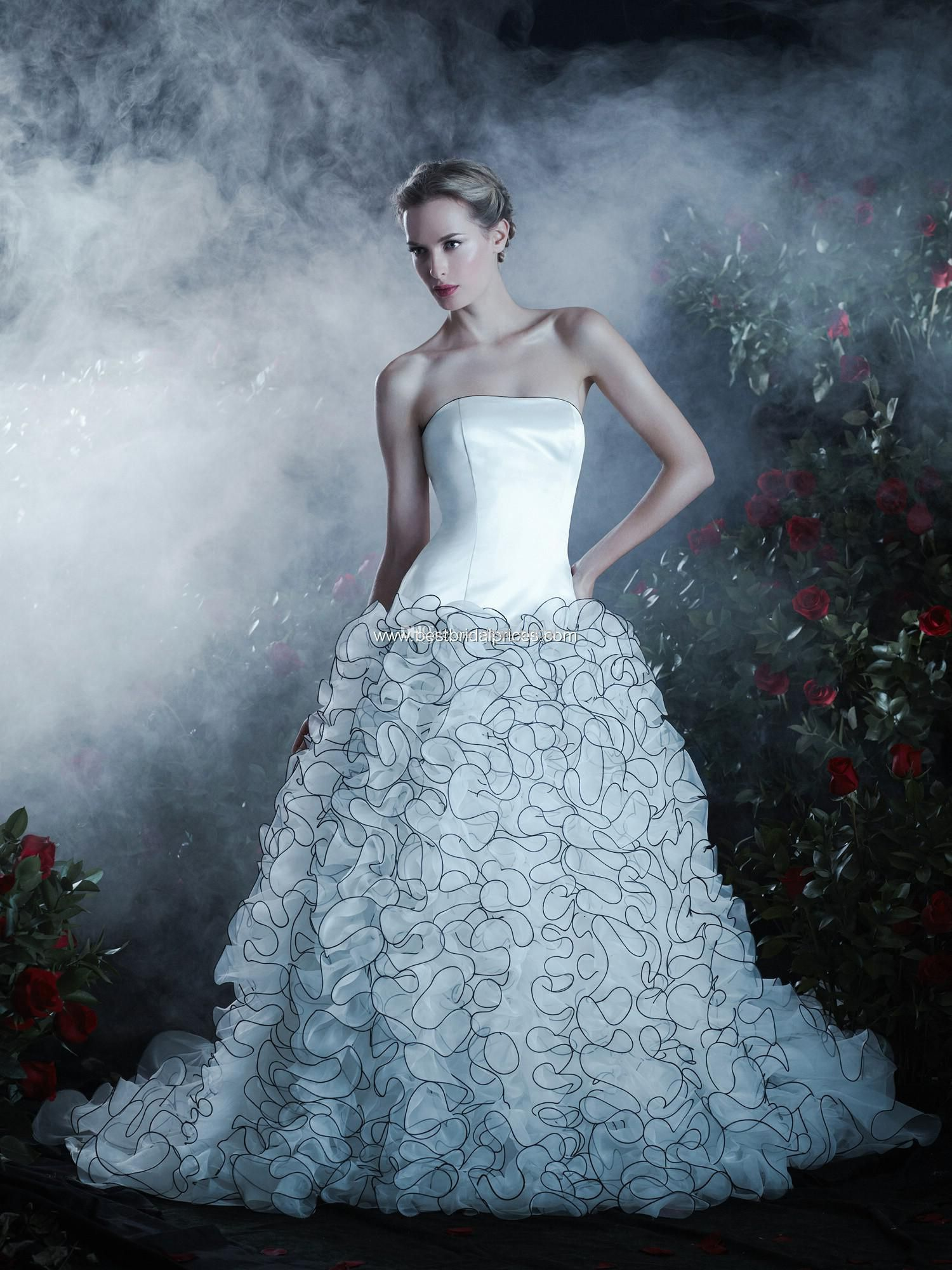 Cheap Bridal Gowns Discount Wedding Dress Best Selling Modern