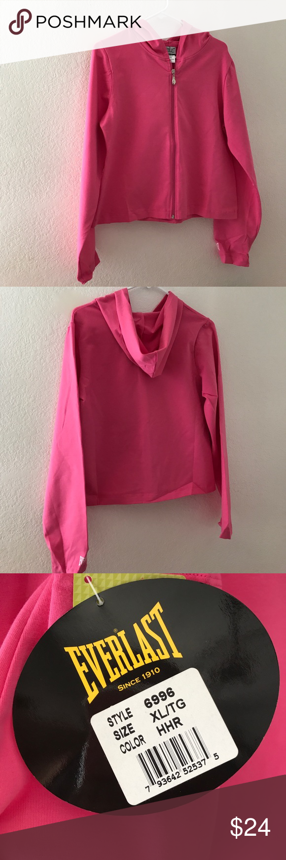 Everlast lightweight sweater NWT | Zipper pulls, Gloves and Bodies