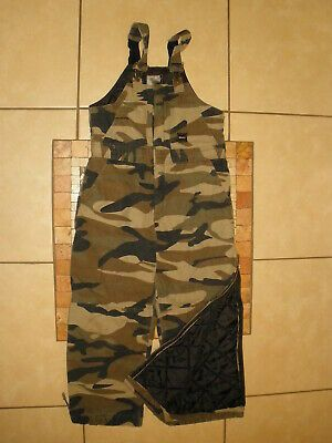 youth boys walls tough wear camo quilt lined insulated on insulated hunting coveralls walls id=59789