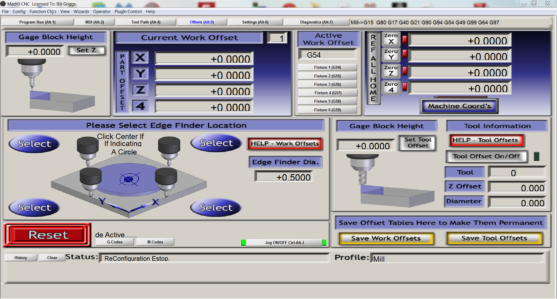 Mach3 Cnc Controller Software Cnc Software Cnc Cnc Controller