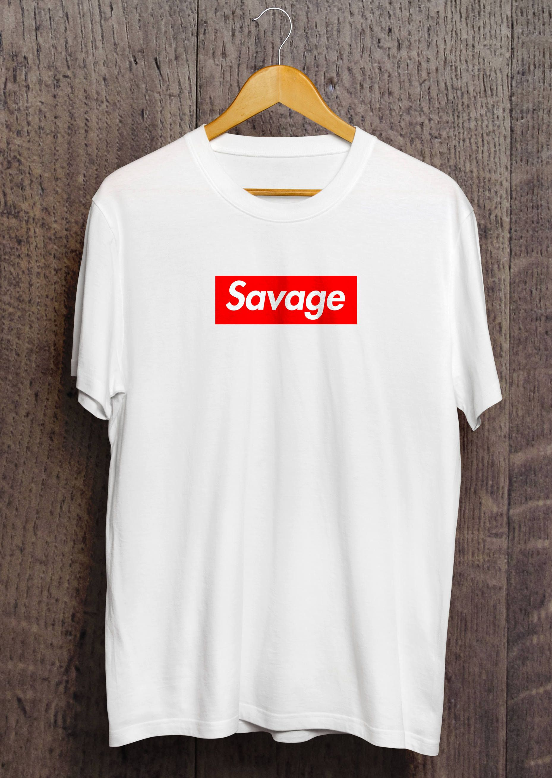 c9b741352 Excited to share the latest addition to my #etsy shop: Savage Box Logo Shirt