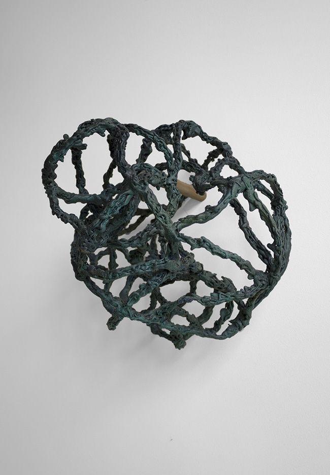 Useless - David de Tscharner Sculpture/ Volume Pinterest - peinture bois et fer