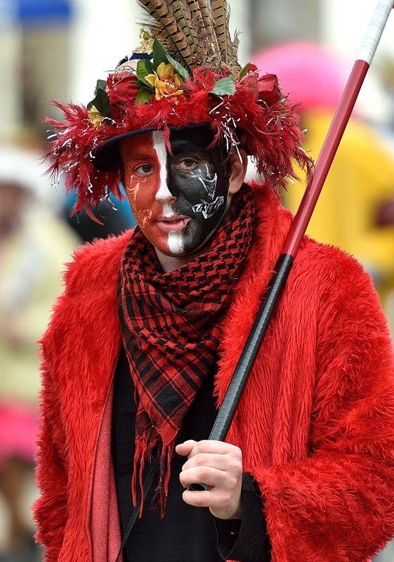 carnaval · Carnaval De DunkerqueHautsMaquillageCarnavals