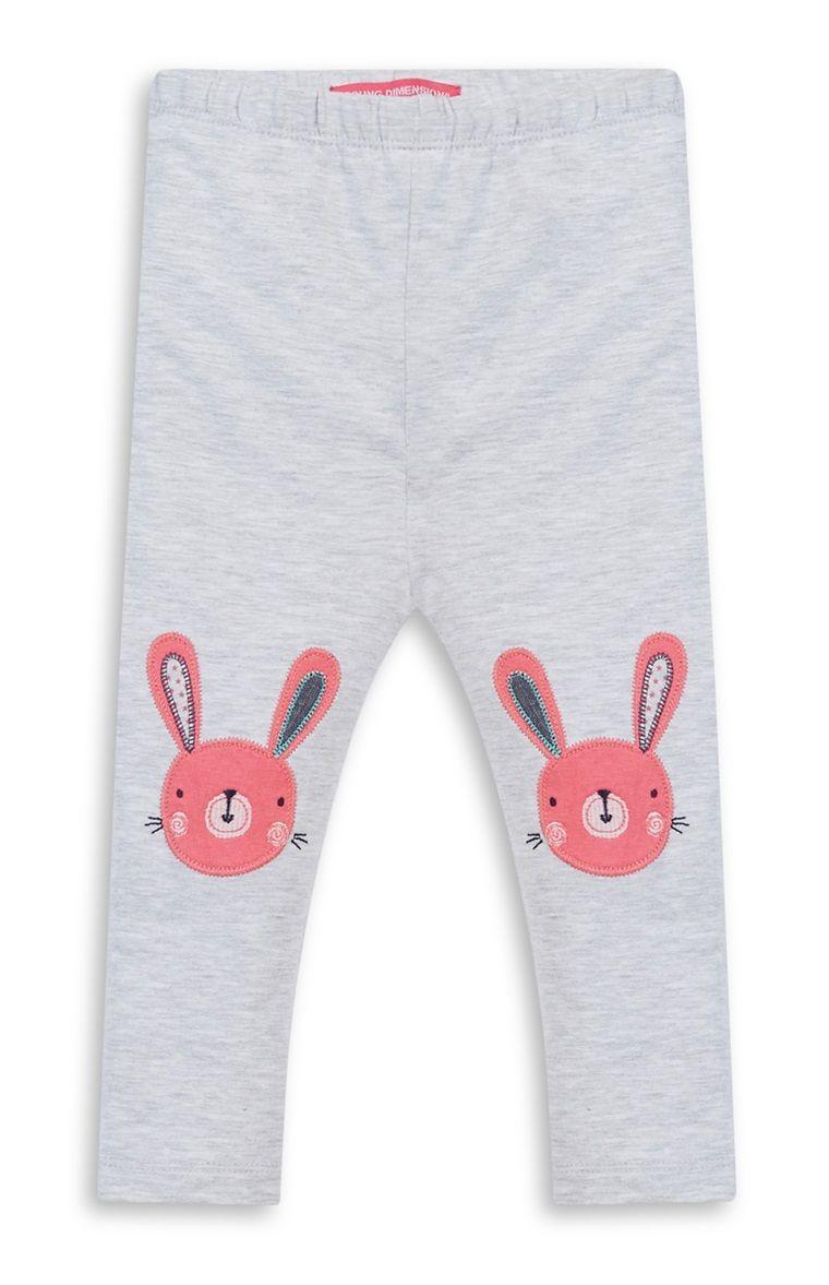 Baby Girl Novelty Rabbit Legging
