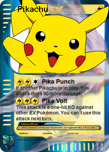 Happy Birthday Pikachu Card My Birthday Pinterest – Birthday Pikachu Card