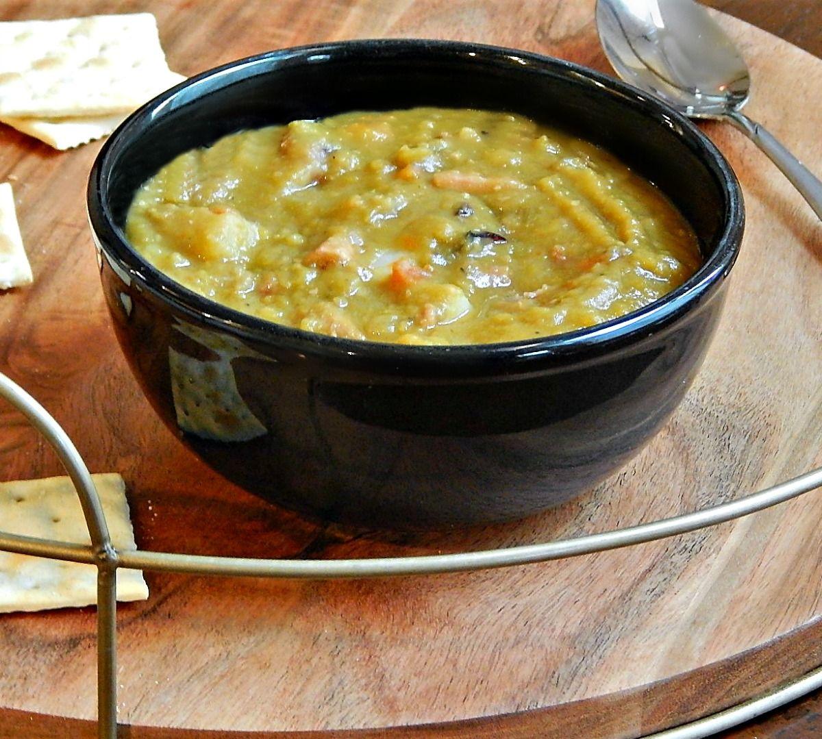 recipe: venison split pea soup [17]
