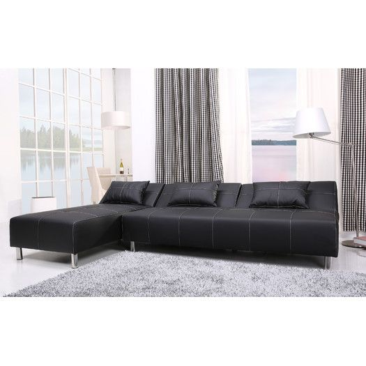 Atlanta Convertible Sectional Sofa