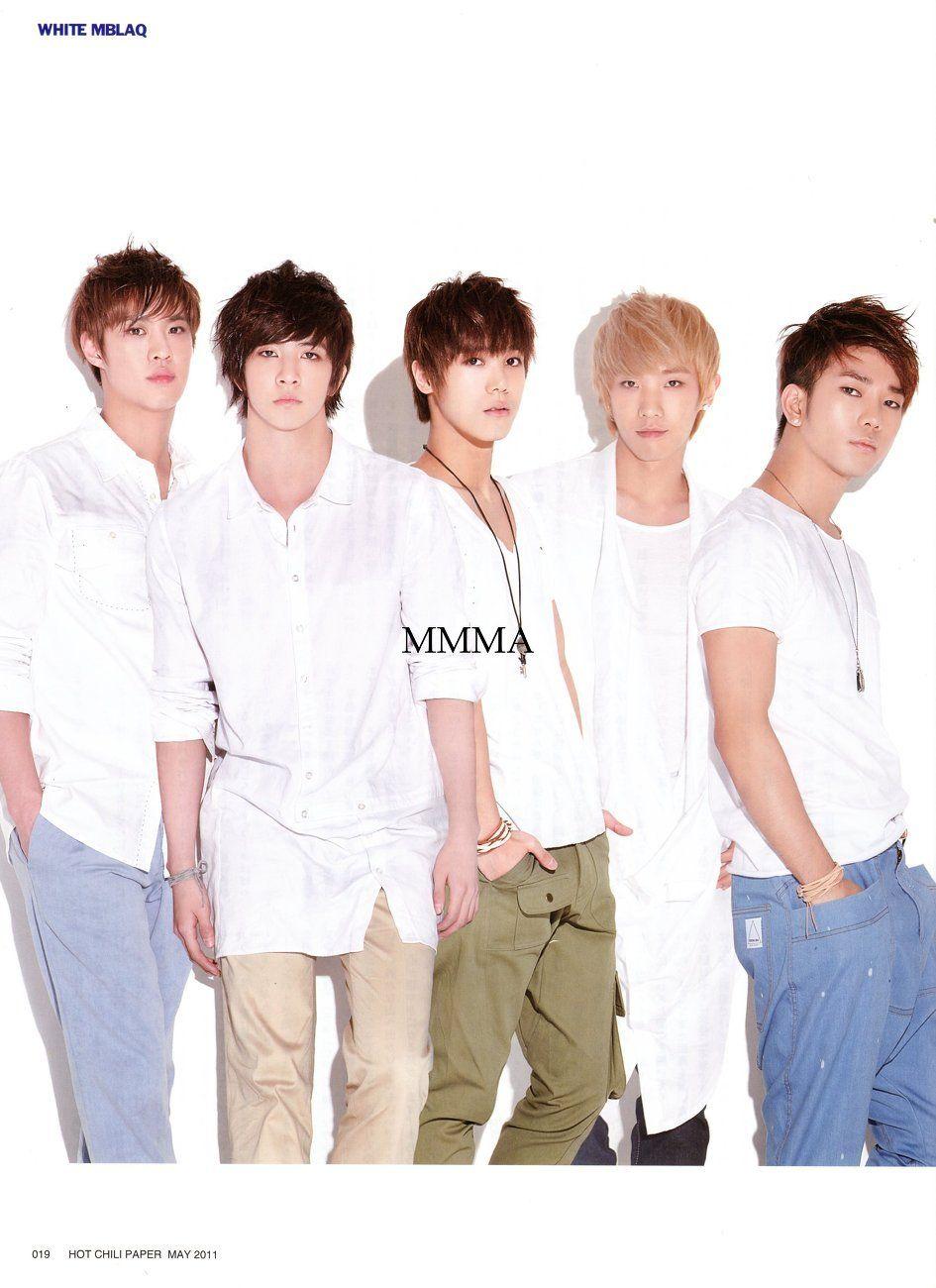 Seungho Cheondung Mir Joon G O 3 3 3 It S Mblaq Kpop Guys Korean Entertainment Kpop Groups