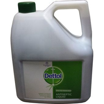 Dettol Antiseptic Germicide 5l First Aid First Aid Kit