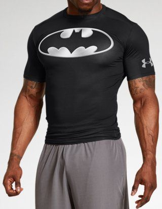 Under Armour Alter Ego | SuperHero Gear | Compression shirt