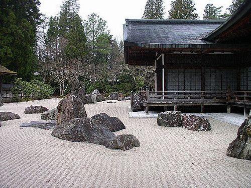 Koyasan Zen Garden 2 | Von Lancey