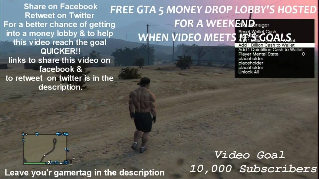 gta 5 xbox one free money drop