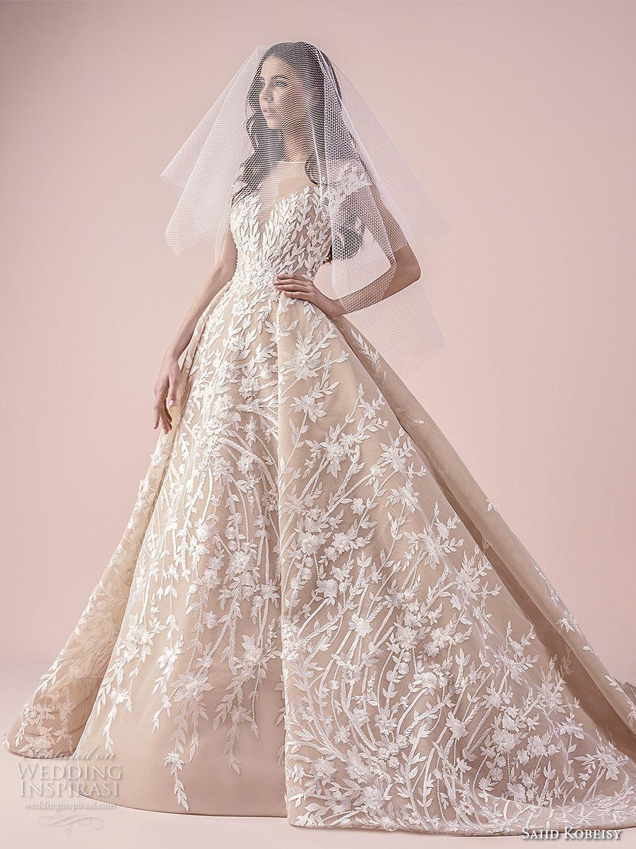 Saiid kobeisy wedding dresses