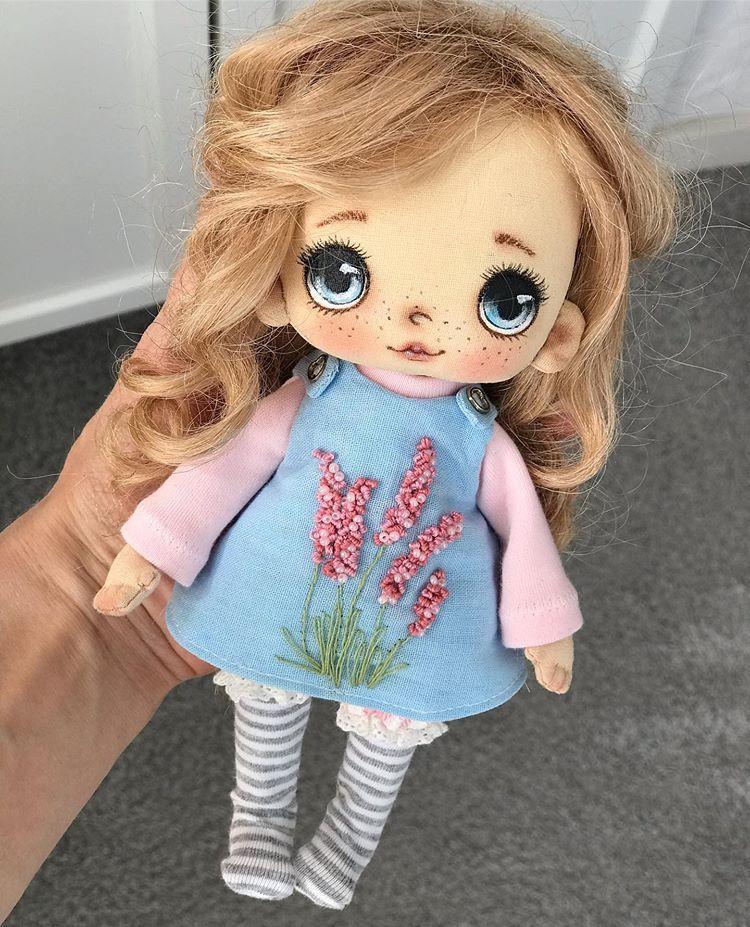 """Instagram'da Куклы и обучение: """"Одеваемся:)"""" #dollfacepainting"""