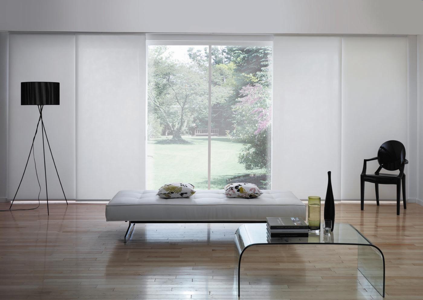Dimensioni Finestre Camera Da Letto le tende per vetrate moderne (con immagini) | tende vetrate